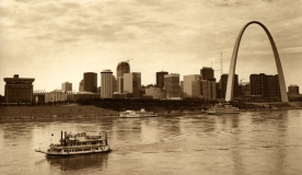 st louis stock images