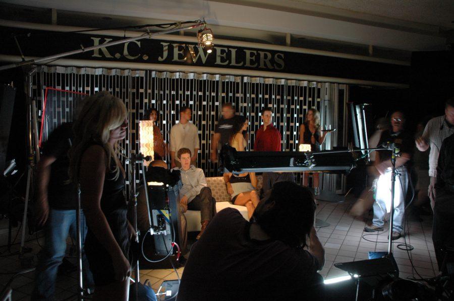 Film Production in Saint Louis.
